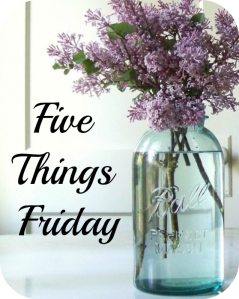 Lavender Mason Jars from Pinterest
