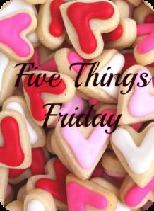 Pinterest heart cookies