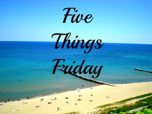 Atwater five things friday