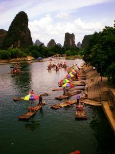 Yungshou river