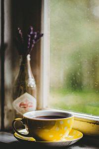 rain and tea