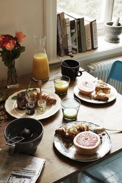 breakfast for 2