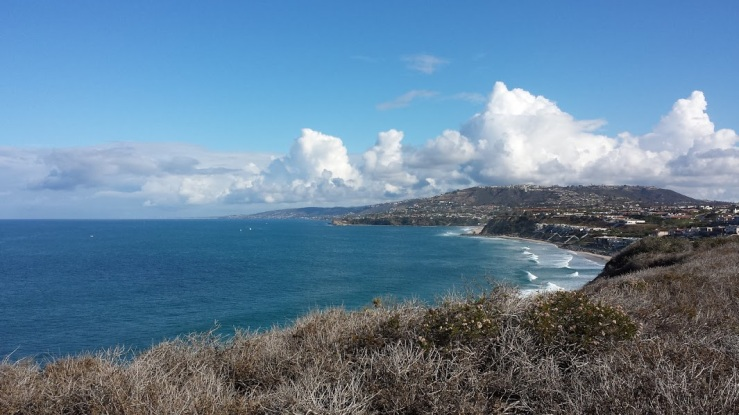 Lagune Beach conservation lookout