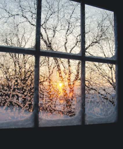 cold window