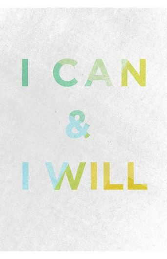 I can and I will print
